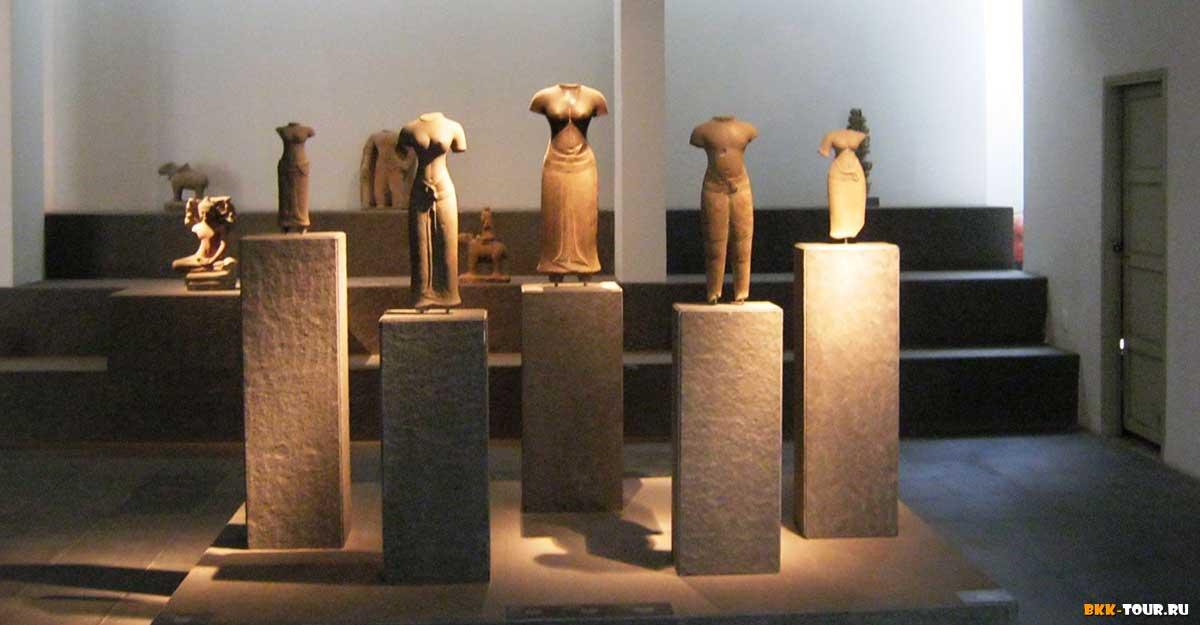 Музей Чамской скульптуры (Bảo tàng Điêu khắc Chăm Đà Nẵng)