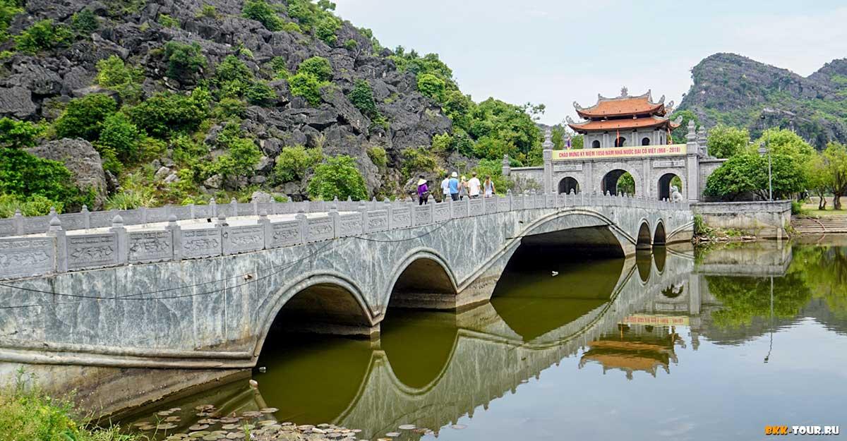 Хоалы (Hoa Lư), древняя столица Вьетнама