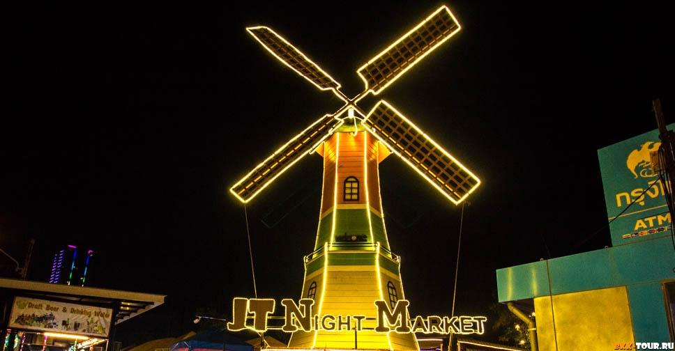 Night Market Jomtien