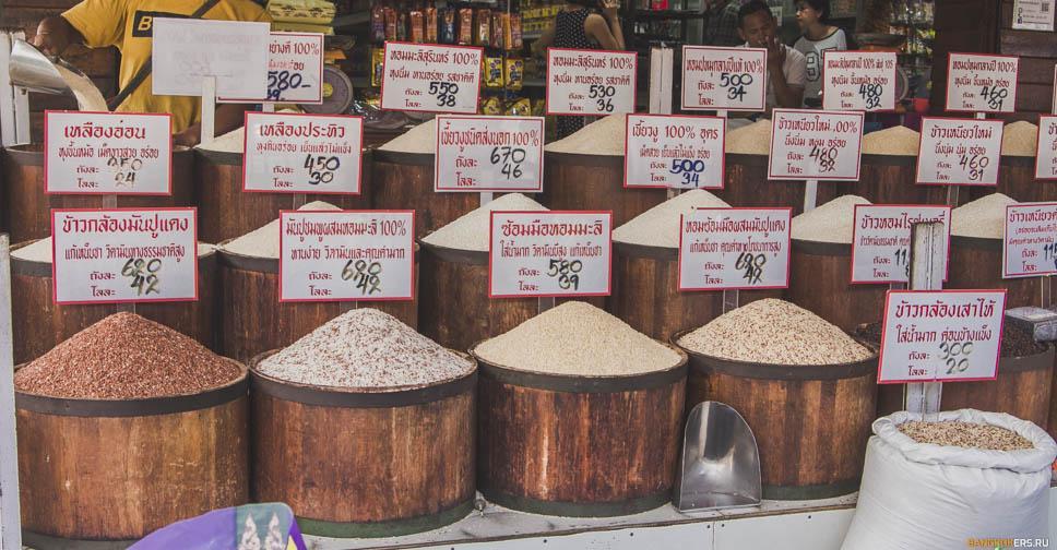 сорта риса