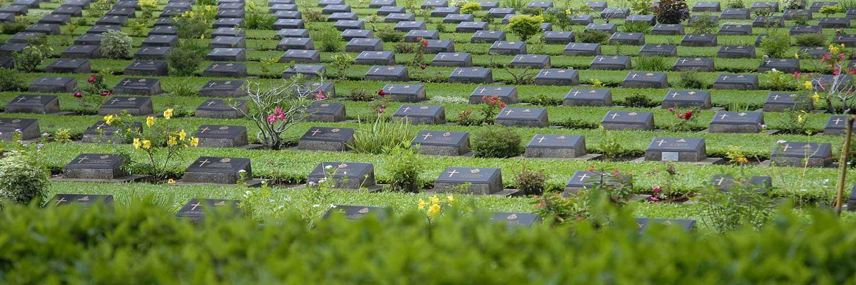 Военное кладбище Канчанабури