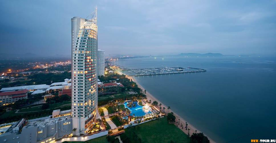 ★★★★★ Mövenpick Siam Hotel
