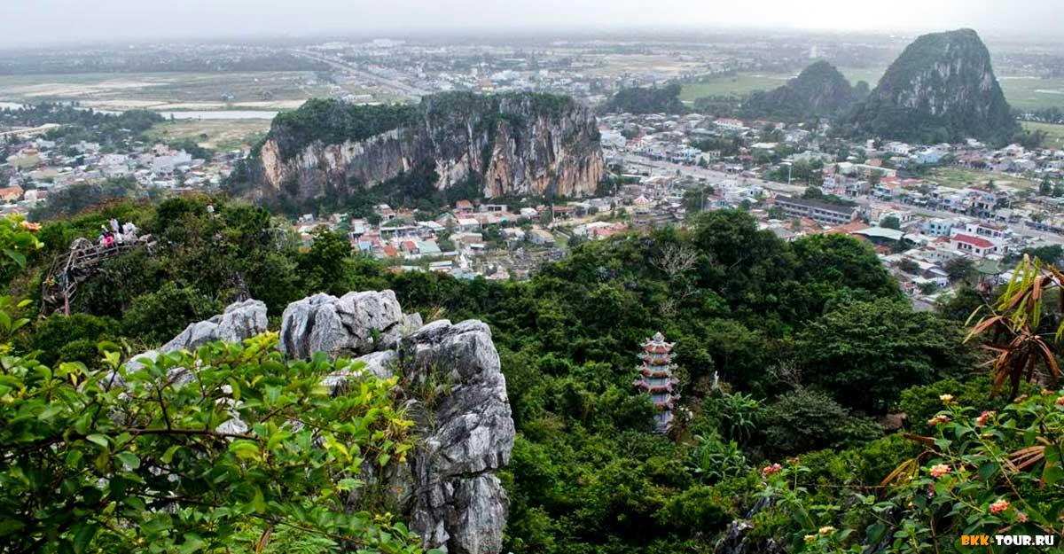 Мраморные горы (Thắng cảnh Ngũ Hành Sơn)