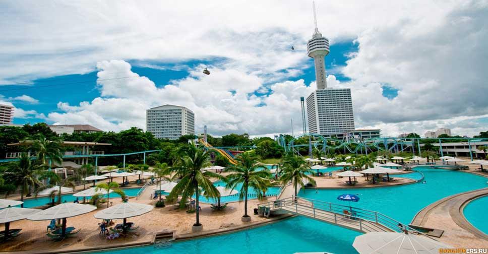Отель Паттайя Парк — Pattaya Park