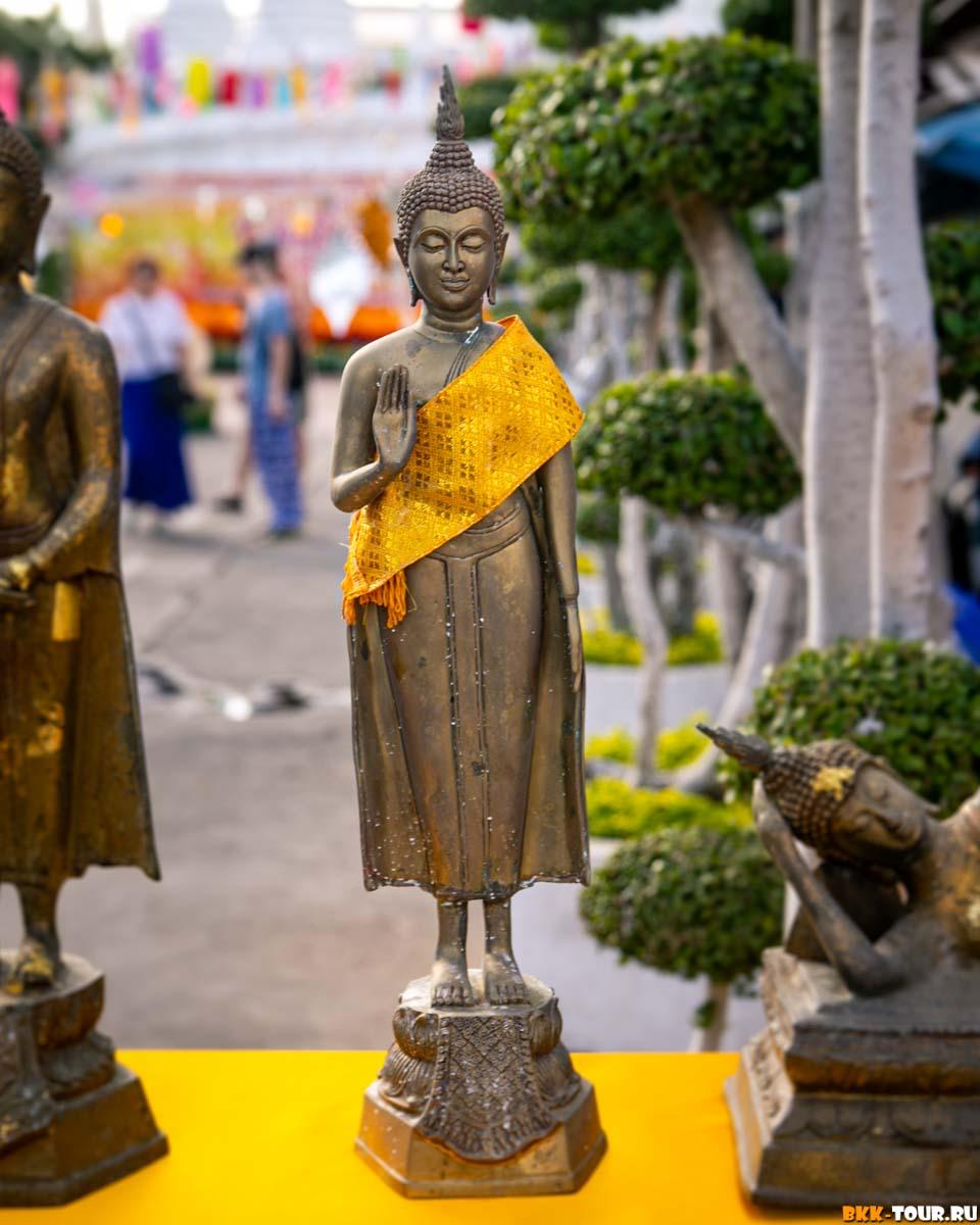 Будда понедельника. Значение дней недели в Буддизме