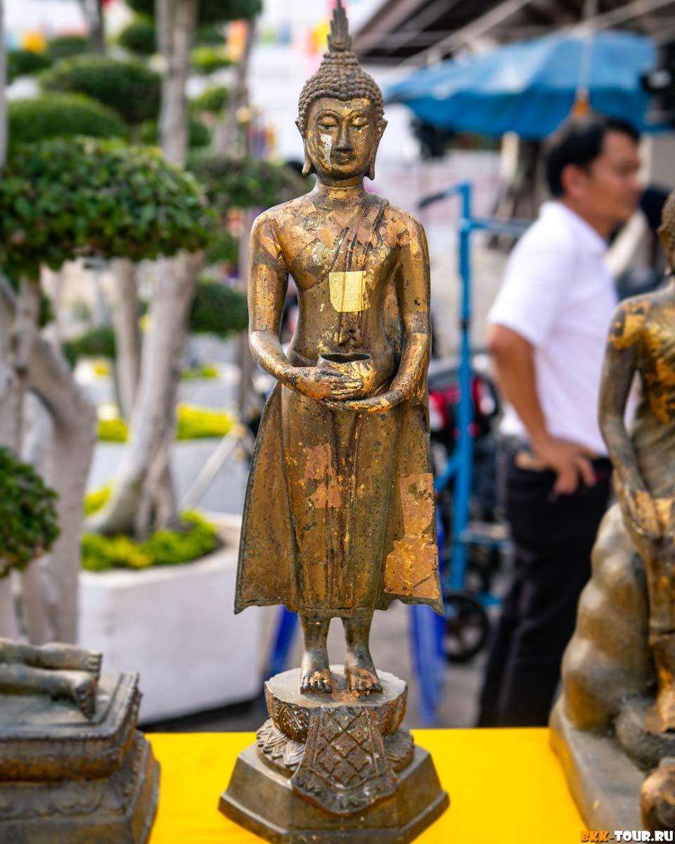 Будда среды до полудня. Значение дней недели в Буддизме