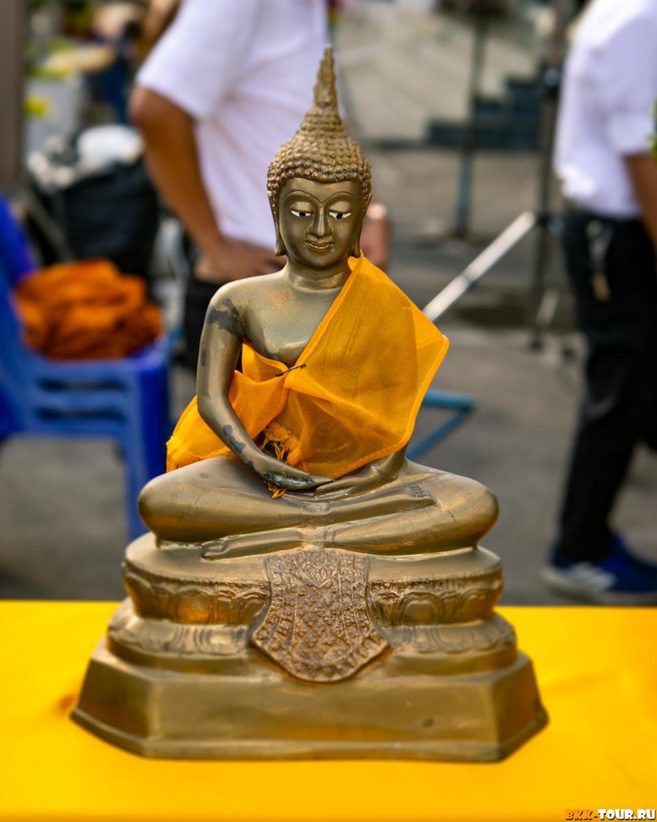 Будда четверга. Значение дней недели в Буддизме