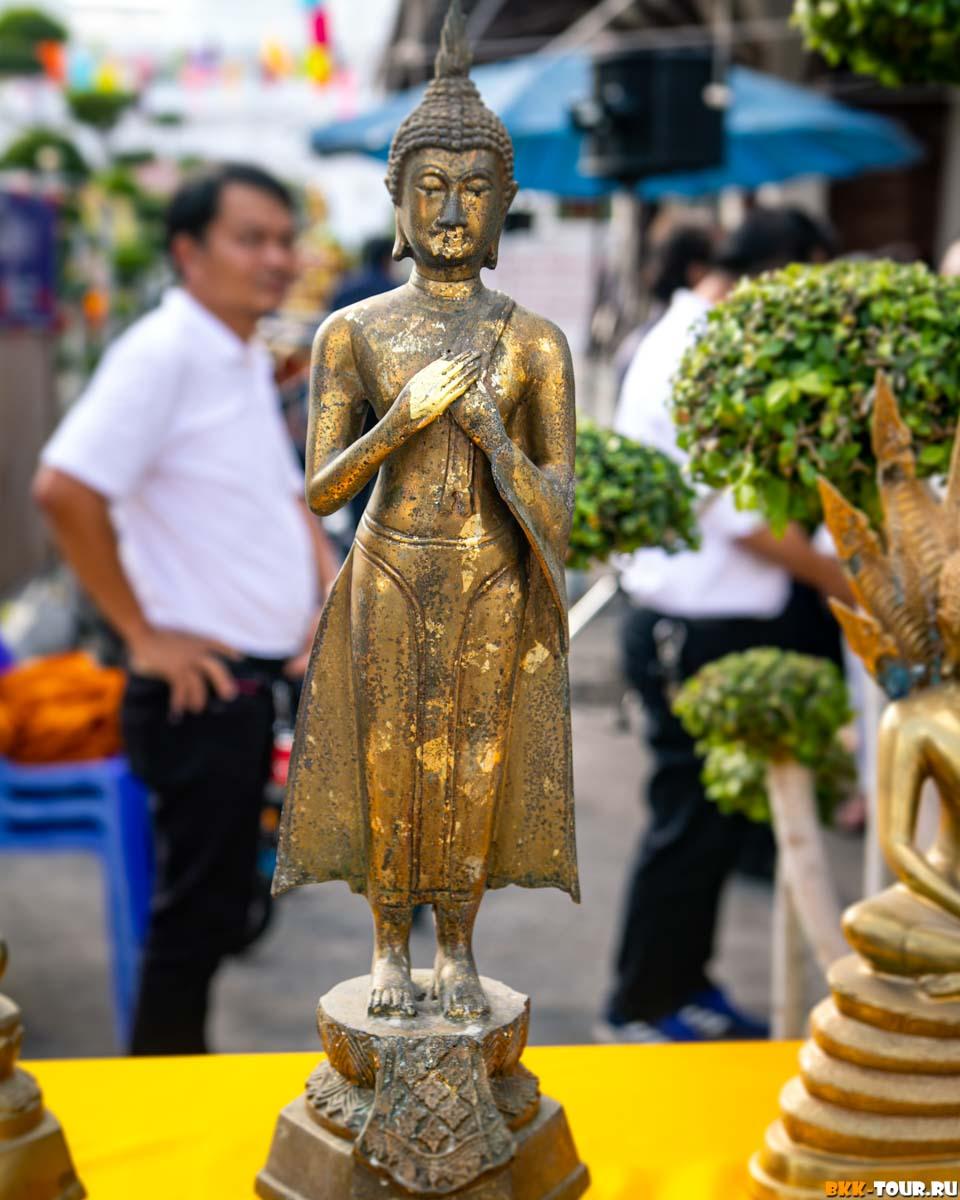 Будда пятницы. Значение дней недели в Буддизме