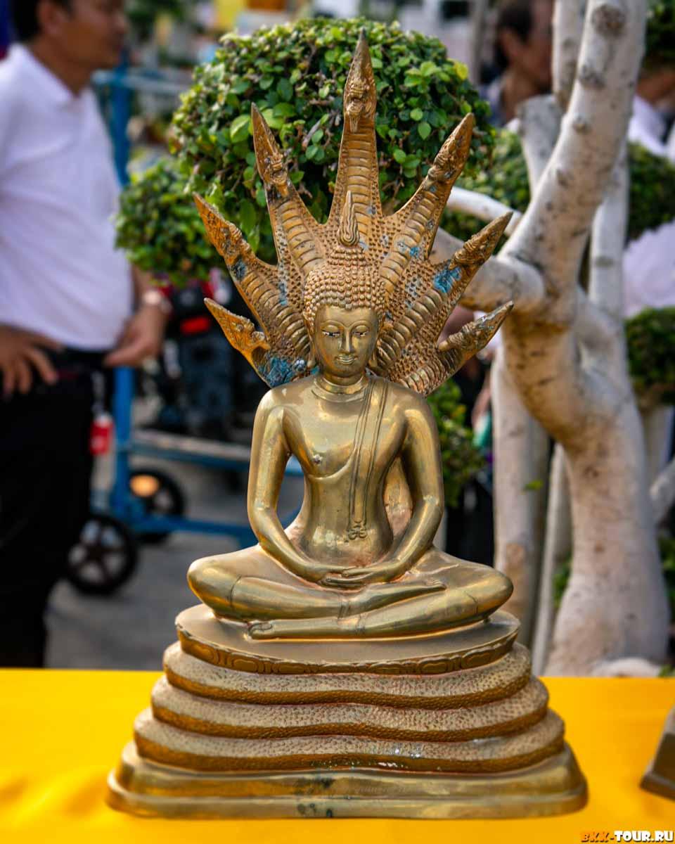 Будда субботы. Значение дней недели в Буддизме