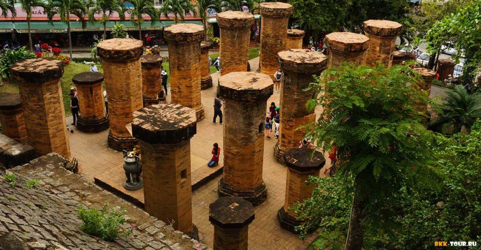 Чамские башни (Нячанг)