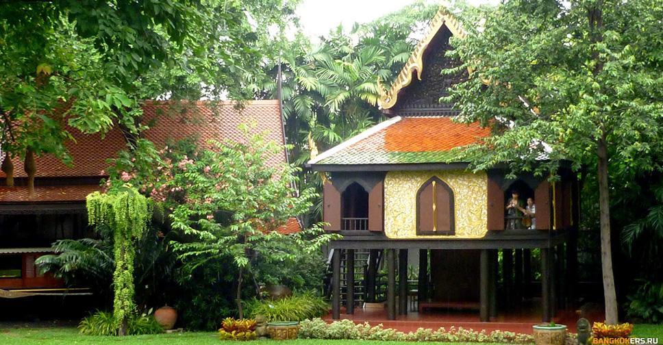 Дворец Суан Паккад / Suan Pakkad Palace Museum