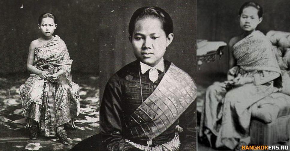 Королева Таиланда утонула, потому что никто не посмел до неё дотронуться