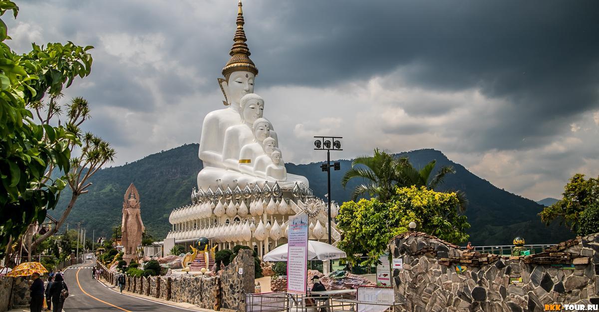 Храм Пратхат Пхасорнкаев (Wat Prathat Phasornkaew)