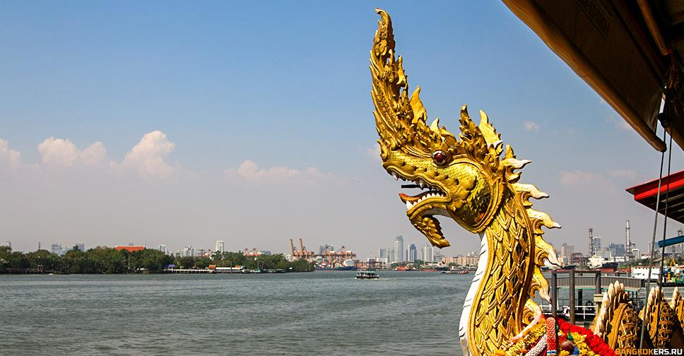 Пирс Банг На — Bangna Pier