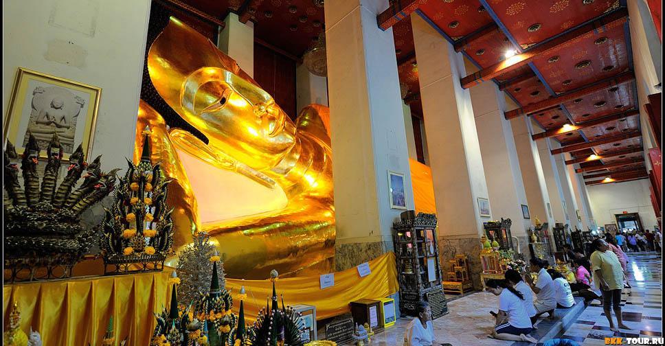 Wat Phra Non Chakkrasi Worawihan