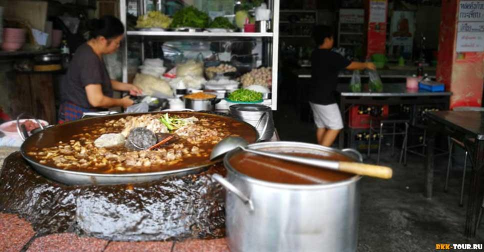 Wattana Panit - мишленовский ресторан в Бангкоке