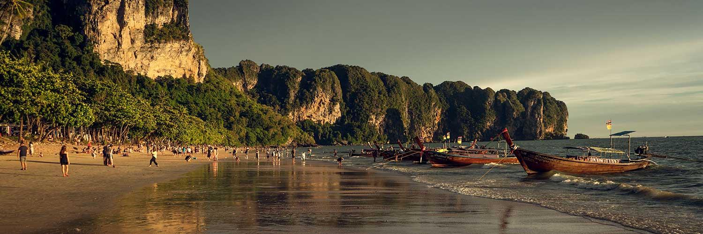Ао Нанг. Провинция краби