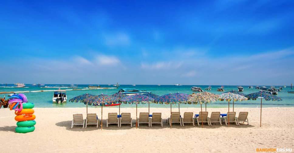Самый близкий пляж к Бангкоку — Bang Saen