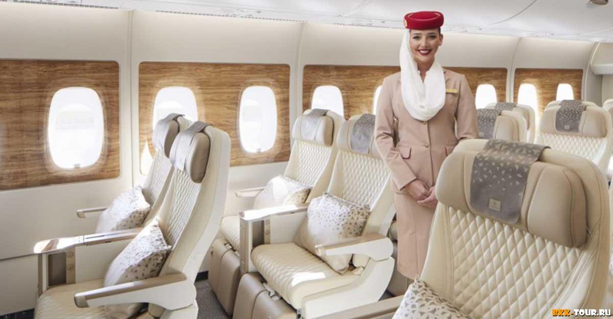 Emirates вводит новый класс в самолетах-гигантах: как он будет выглядеть