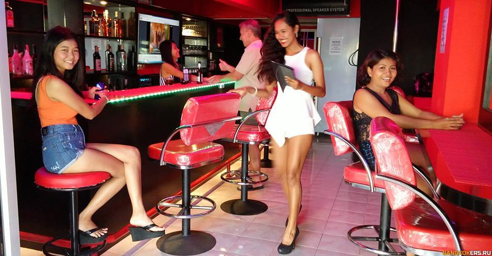 Как становятся проститутками