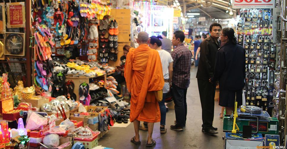 Воровской рынок Khlong Thom (Клонг Тхом)