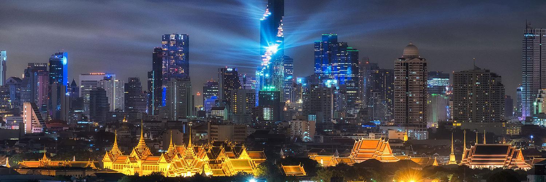 Крунгтеп Маханакхон - самое высокое здание в Бангкоке