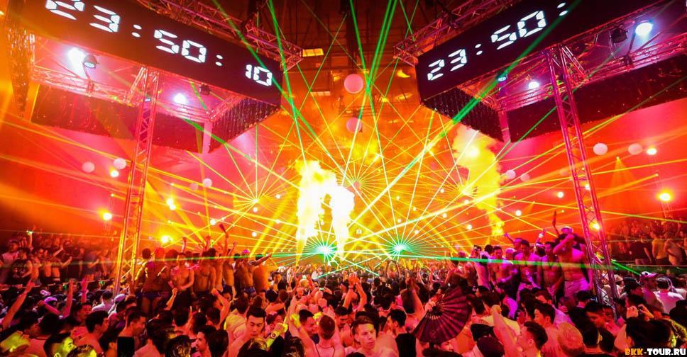 Гей вечеринки в Бангкоке