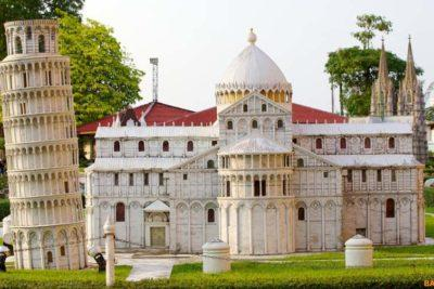 Парк мини Сиам в Паттайе ★ Экскурсии и туры по Таиланду.