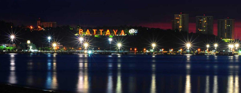 Вечерняя Паттайя - шапка