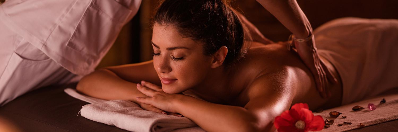 Тайский массаж и СПА