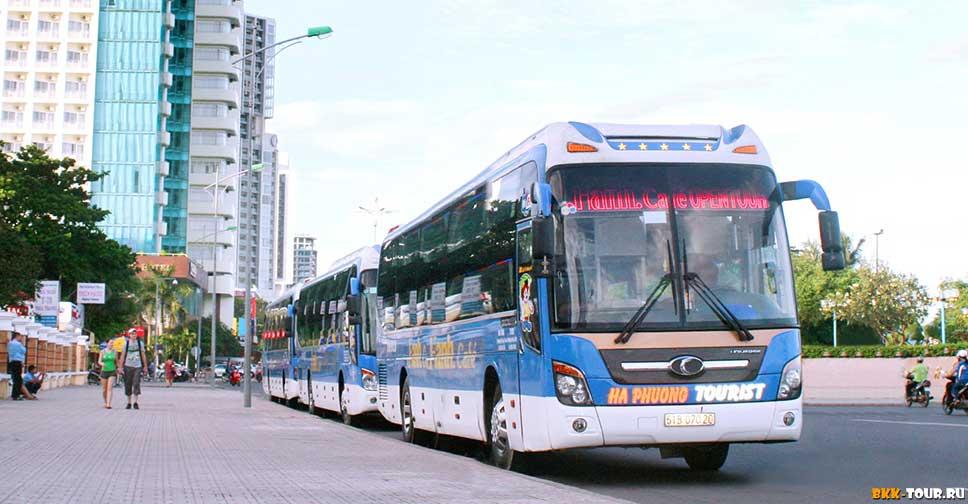 Спальный автобус (sleepbus) - Вьетнамю