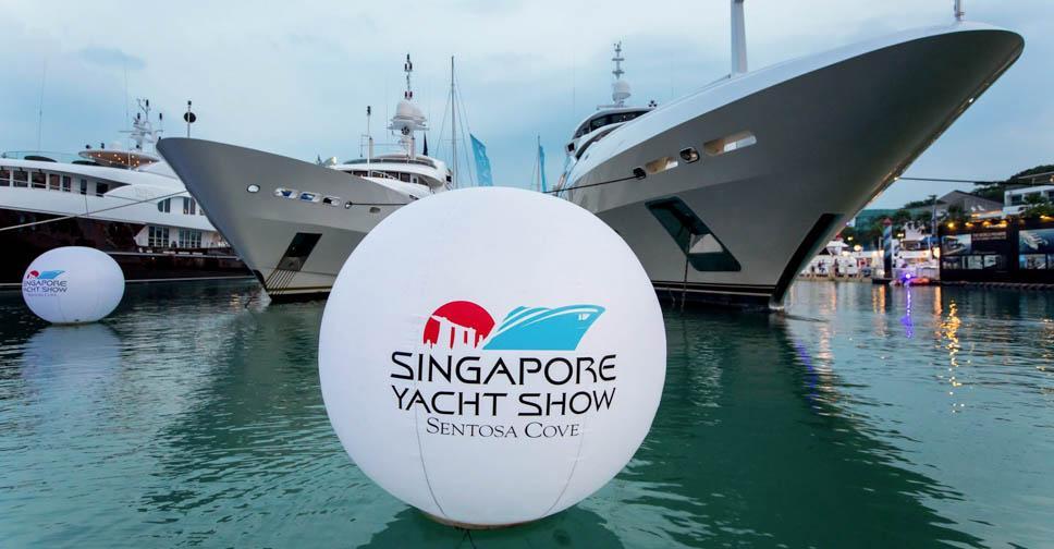 Сингапур приглашает на грандиозное шоу яхт