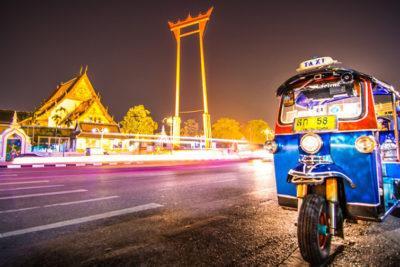 Тук тук тур по Бангкоку с русским гидом