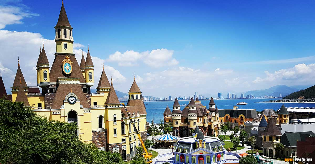 Vinpearl Land Nha Trang Ticket